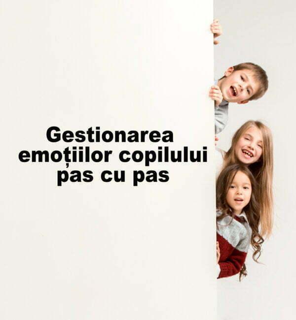gestionarea emotiilor